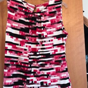 Calvin Klein Sleeveless Shirt Sz Large
